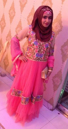 how to make your desi wear hijab friendly   Indian Hijabi Wear Salwaar Kameez Hijab Style