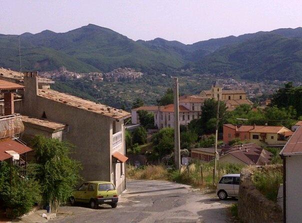 San Vincenzo La Costa City