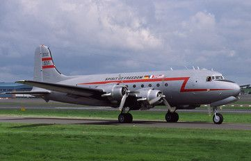 N500EJ - Private Douglas DC-4 photo (3059 views)
