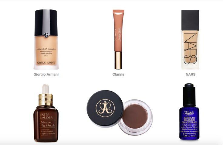 Gehypte Beautyprodukte von Nars, kiehls, Anastasia Beverly Hills, Armani, beautyblogger berlin, beauty blog deutschland