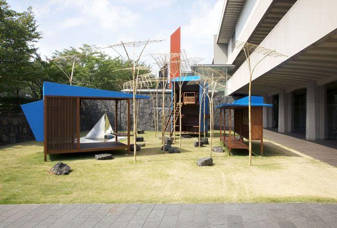 スタジオ・ムンバイが手がけた「夏の家」で夕涼みを。|NEWS|LIFESTYLE|VOGUE
