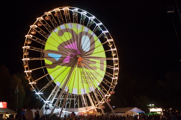 20th Sziget Festival | Budapest.  http://www.budpocketguide.com #sziget #szigetfestival #budapest