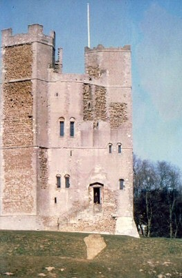 Orford Castle England