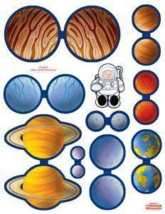 Marci fejlesztő és kreatív oldala: Bolygók