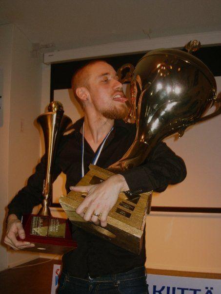 Floorball Finnish League and Cup champion 2009. #salibandy #floorball #unihockey
