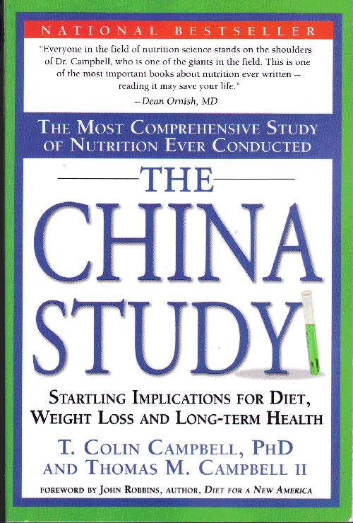 The China Study References - Center for Nutrition Studies