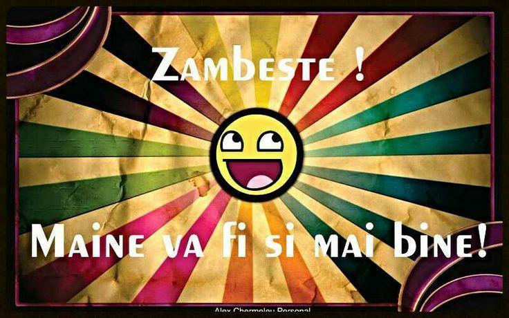 Smile / Zâmbeşte