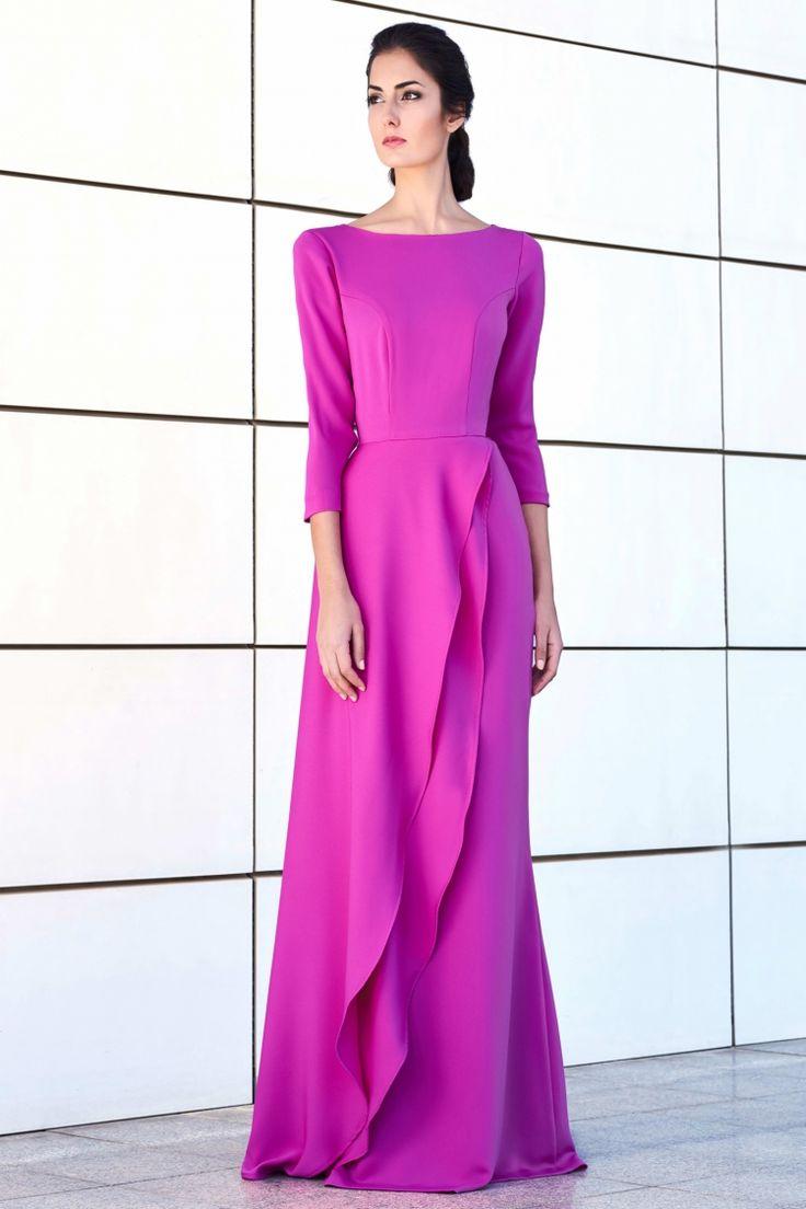 Mejores 79 imágenes de vestidos invitadas boda en Pinterest | Moda ...