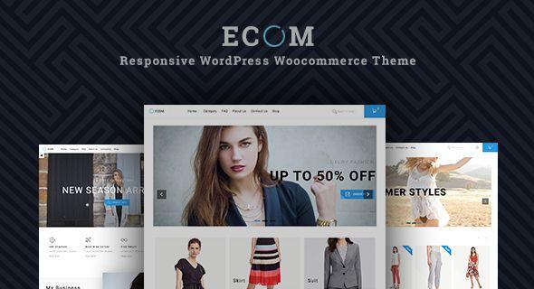 Responsive Woocommerce Theme | ST Ecom. Full view: https://themeforest.net/item/responsive-woocommerce-theme-st-ecom/15687727?ref=thanhdesign