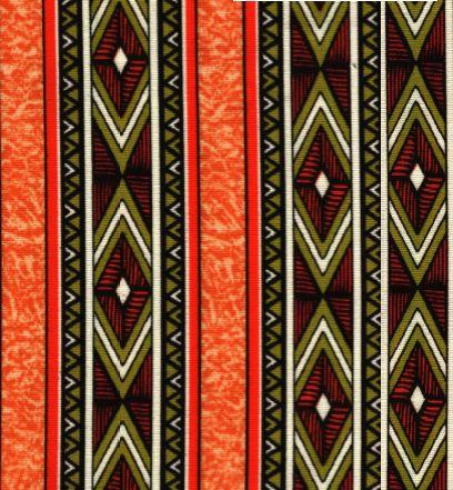 Zulu Orange-Green Boxxcard Design
