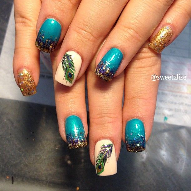 Instagram photo by sweetalize  #nail #nails #nailart