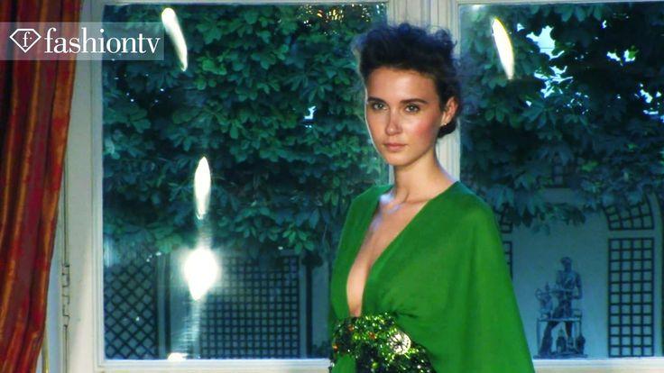 Dany Atrache Couture Fall/Winter 2012/13 FULL SHOW   Paris Couture Fashion Week   FashionTV