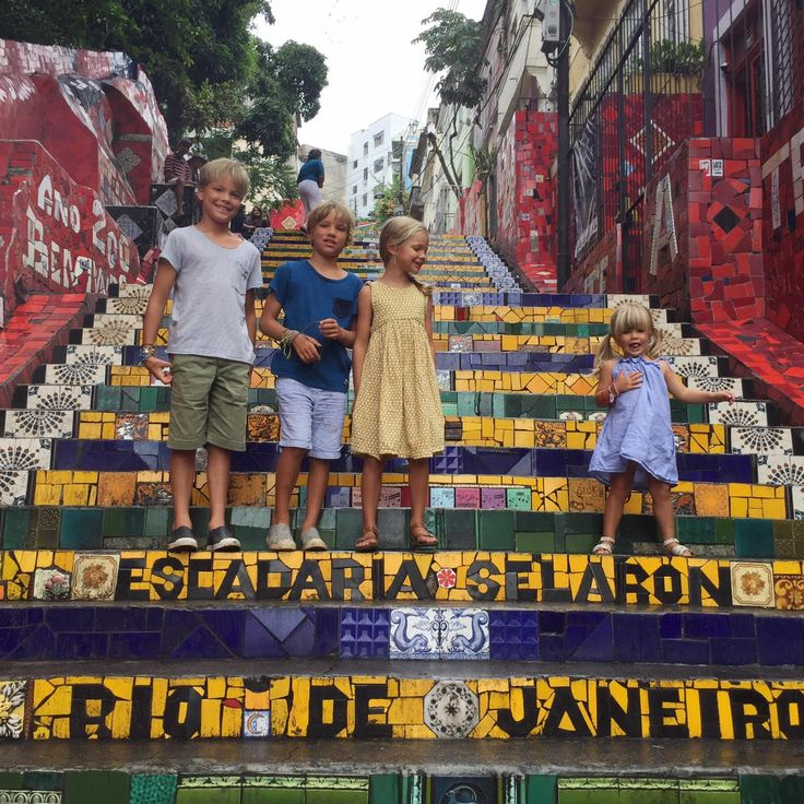A few days in Rio de Janeiro – Amy Jameson