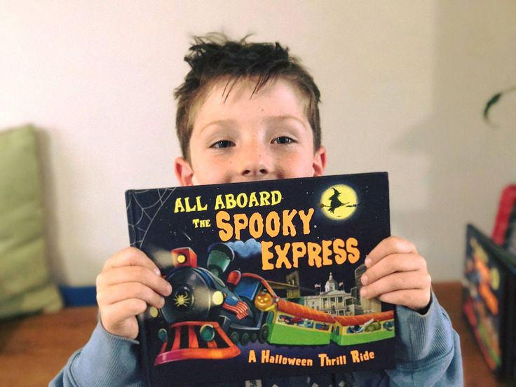 "My new rhyming Halloween book #SpookyExpress is out now! Not only can you buy ""All Aboard the Spooky Express"", but there are another 72 versions, each tailored to a different State in the US - see here for a full list:  http://ericjames.co.uk/spooky-express/  #Halloween #HalloweenBooks #rhymes #ghosttrain #Ohio #California #Georgia #Texas #Washington #Boston #LosAngeles"