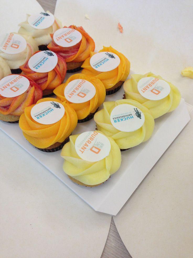 Mini Cupcakes With Edible Sugar Discs Custom Job With