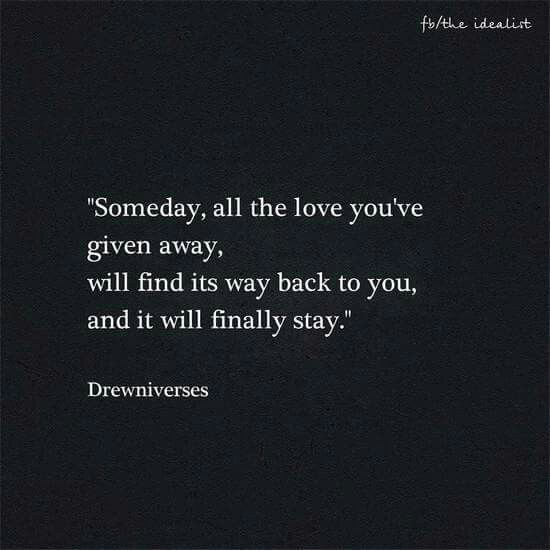 True love finds its way back quotes