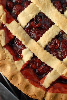 President's Birthday Cherry Pie