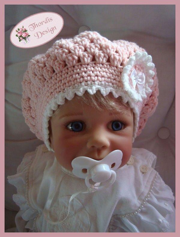 Ballon-Mütze // Kinder-Mütze // Baby-Mütze selber häkeln: Häkle Deinem Kind oder Baby eine wirklich niedliche Mütze. Hol Dir die Häkelanleitung jetzt. ✿