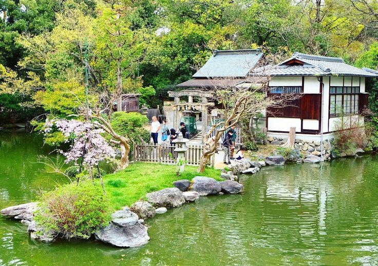 Kyoto Gyoen, Kyoto House styles, House, Home