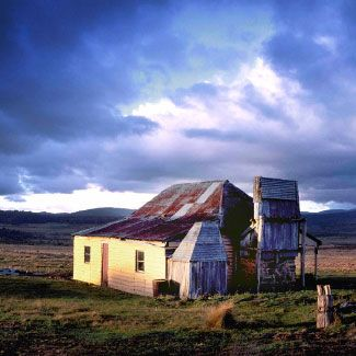 Old Currango, NSW (Photo: Garry McDougall) Australian Alps