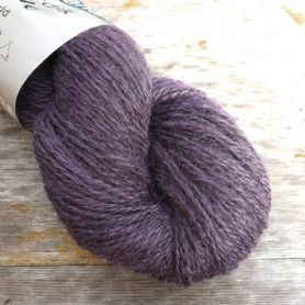 Pure Gotland Wool - Purple 183