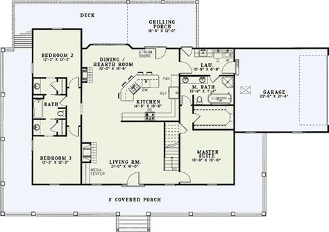 689 best images about house plans on pinterest garage for Southern living garage apartment plans