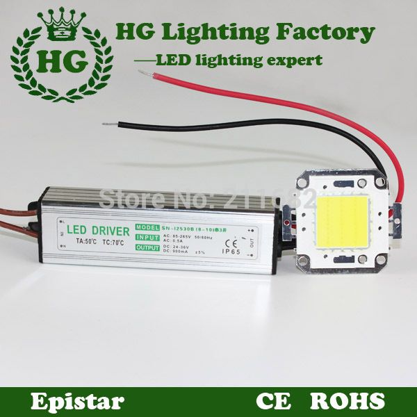 Lovely One W W W W W COB High Power RGB LED chip led flood light chip