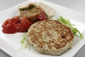 Tandoori kyllingeburgere med yoghurtchutney 4