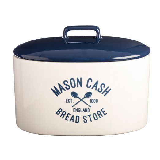 Varsity Bread Crock, Brotbehälter, Landhausstil, 44,45 Euro auf Amazon.de