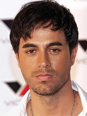 Contemporary Ethnic Male. Looking for thick eyebrows. Enrique Iglesias. 36 years old. Has great thick dark eyebrows.