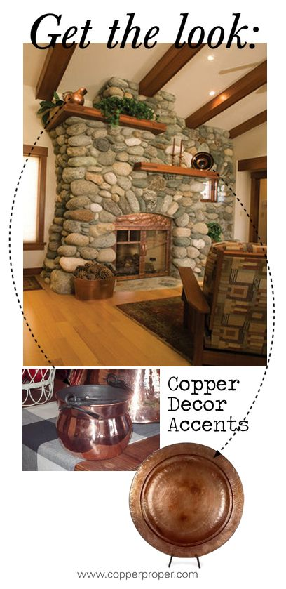 get the look copper decor accents for any room in the house use a