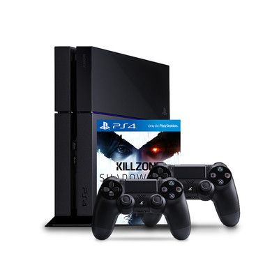 Looking at 'PRE-ORDER - SHIPS NOVEMBER 15, 2013 - PS4 500GB Hardware Bundle W/Killzone 4 & Extra Controller' on SHOP.CA