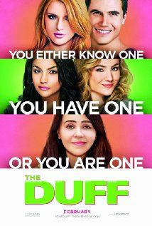 The DUFF (2015) Poster