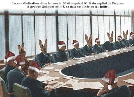 """""""Noël n'est pas un jour ni une saison, c'est un état d'esprit.""""  par Plonk et Replonk"""