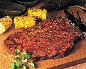 Barbecue Beef Chuck Steak Marinade   #racedayrecipe #steakrecipe