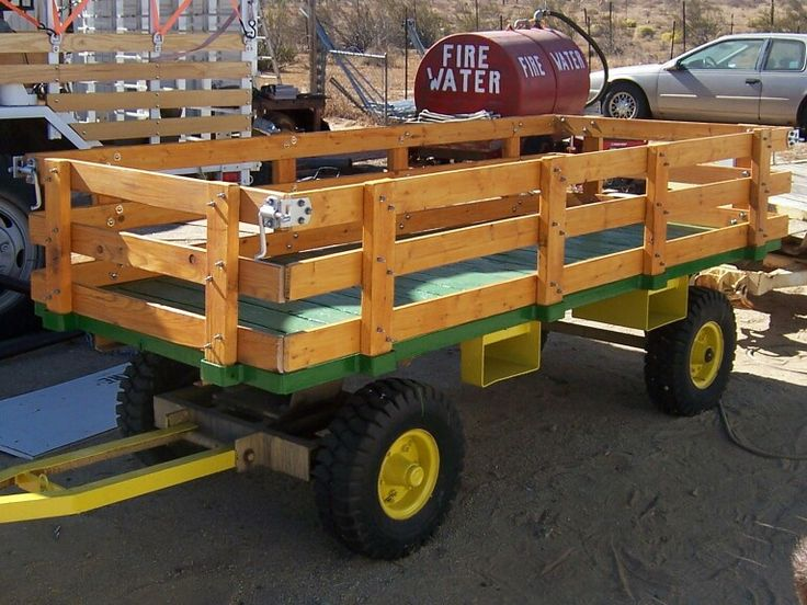 Small Utility Wagons For Tractors : Best images about john deere lawn tractor on
