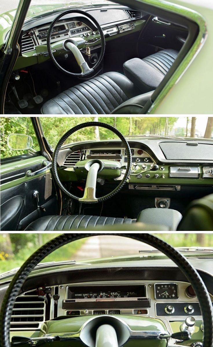 Citroën DS21 Le Dandy by Henri Chapon 1965
