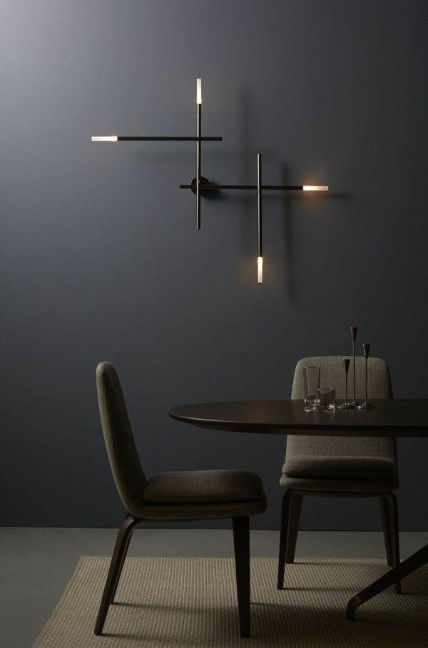 699 best leuchten images on pinterest. Black Bedroom Furniture Sets. Home Design Ideas