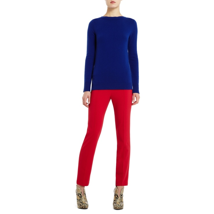 JENTRY CASHMERE SWEATER
