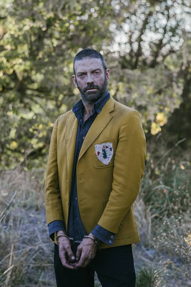 Keith Allan, murphy from syfy's Z Nation, liked and retweeted my tweet! :)