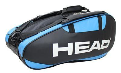 HEAD Tennis Bag Four Colors 6 Rackets