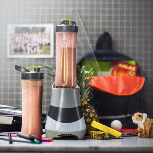 OBH Blender Smoothie Twister 0,6 L, Sort - 6620