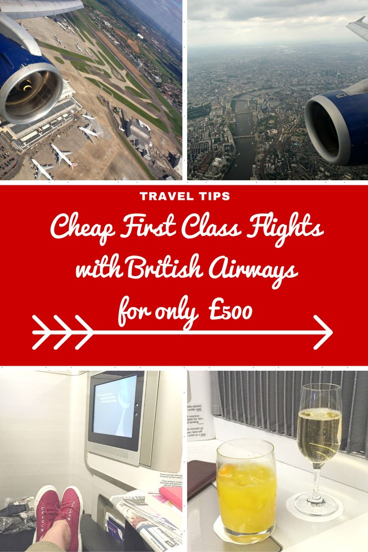 England Travel Inspiration - how to score yourself cheap first class flights with British Airways for only £500! I will let you into my little secret...why pound thousands when you can pay hundreds for a seat!
