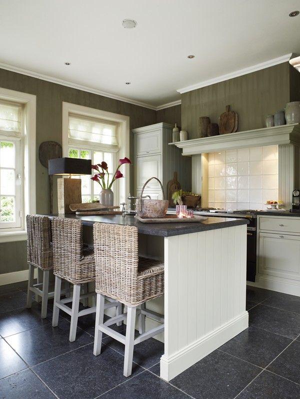 Welke Raambekleding Keuken : Keuken Raambekleding op Pinterest – Raambekleding, Keuken Wandklokken