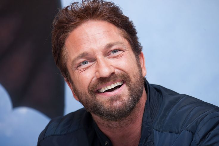 Gerard Butler At How to Train Your Dragon 2 Junket - LA