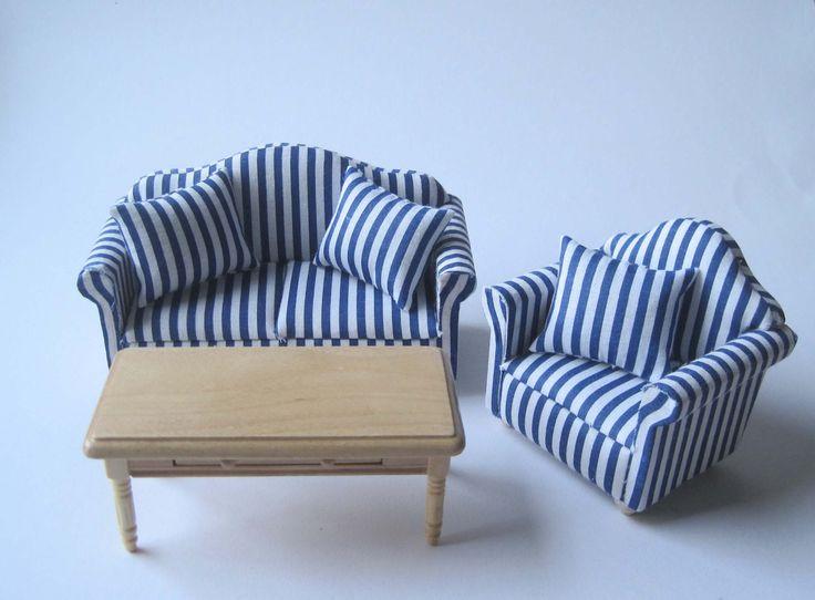 231 best Puppenhaus Möbel images on Pinterest Miniature, Child - barbie wohnzimmer möbel
