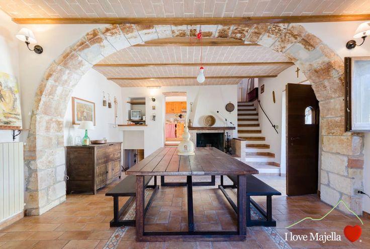 living Stone House Pretoro in Abruzzo