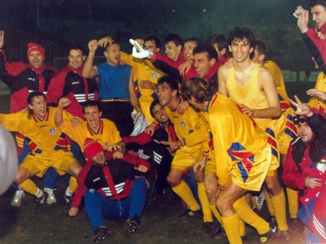 8 mari fotbalisti ai Craiovei care au jucat la echipa nationala | Playbuzz