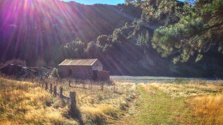 Avoca homestead. Canterbury, New Zealand, 2014. jbvbeek.