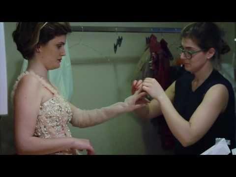 """Behind the scenes """"CORTI MA LIRICI""""- Teatro Eliseo  #virginiapavoncellovideos #facciovideo #videomaker #italian #fashion #moda"""